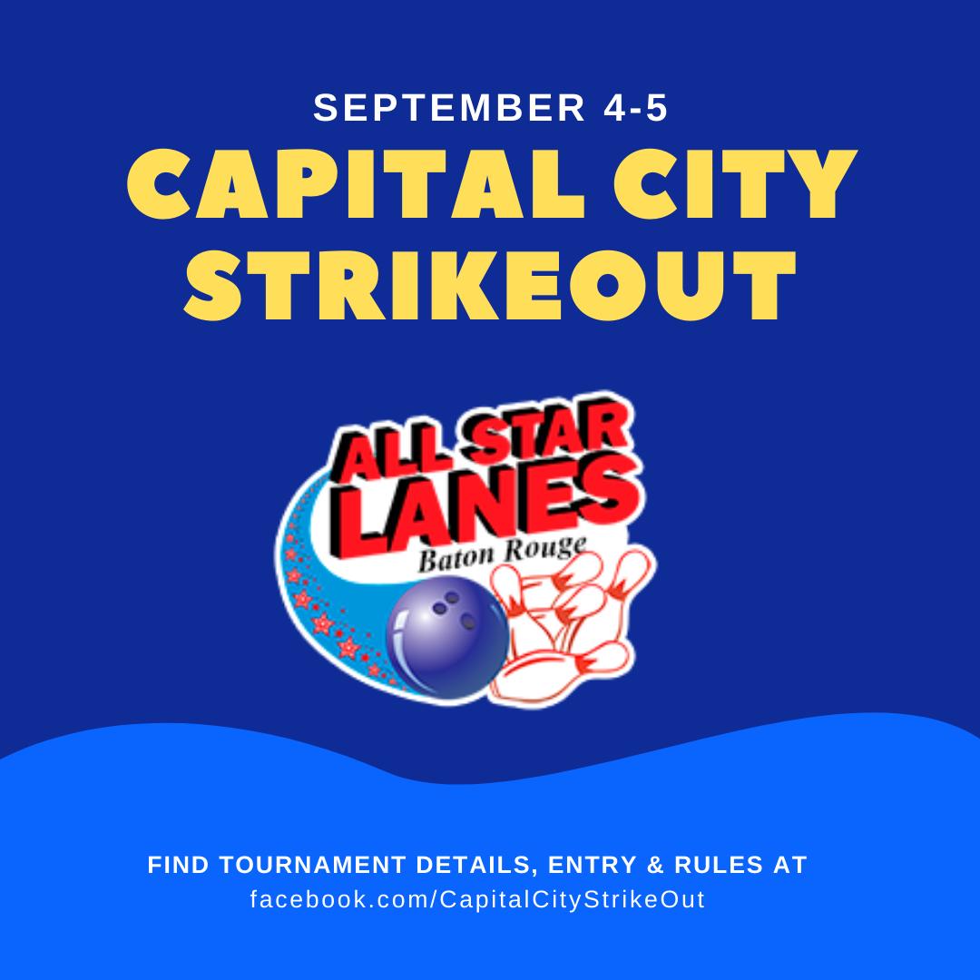 Capital City Strikeout